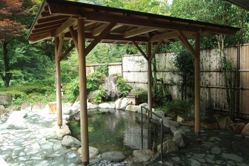 口坂本温泉浴场