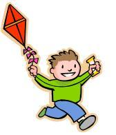 We put up kite. JPG