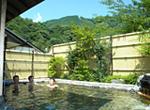 We enjoy tennis, hot spring, walk at village of Umegashima konya