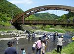 """河游戏初次登台是奥静冈""""清水森林公园!!"""""""