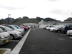 從靜岡SA上升背後外面停車場2.JPG