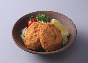 Is, and it is said auspicious decoration for gifts Kiyosawa; croquette. JPG