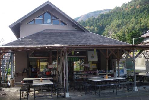 井川農林産物加工センター「アルプスの里」